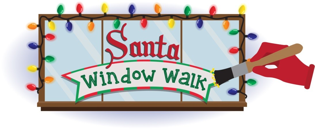 Santa Window Walk
